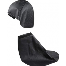 Head & neck protection leather PAPR
