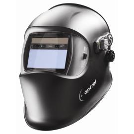 Helmet shell - black untreated, e684/e680/e670/e650/vegaview