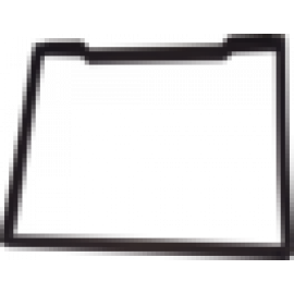 Adapter frame for Liteflip passive filter