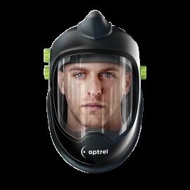 Clearmaxx PAPR Helmet (E3000/X) - Black